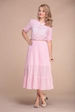 Юрс_ 15-496 розовый_Платье